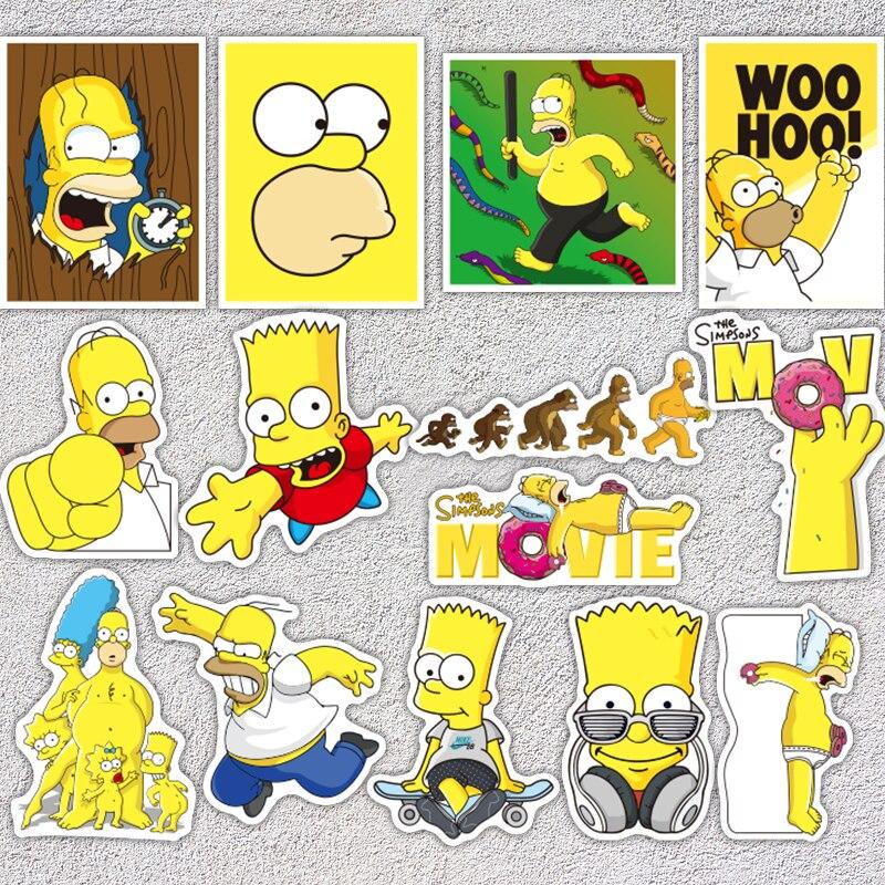 The Simpsons Sticker 50pcs 2