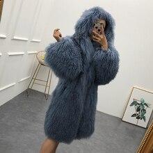 mongol casaco casaco real