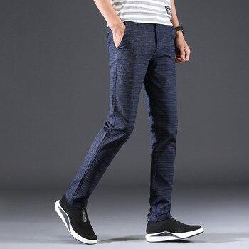 Classic Business Men Casual Pants