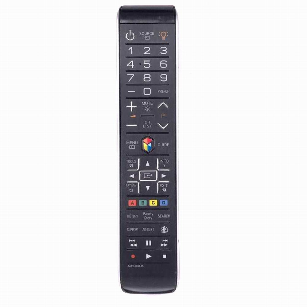 New  For Samsung AA59-00614A Backlight AA59-00570A Remote Control UN60ES7500F UN60ES8000 Smart TV Fernbedienung