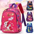 Новая школьная сумка для детского сада с рисунком единорога  детский От 3 до 6 лет  Детский рюкзак  дорожный рюкзак для мальчиков и девочек