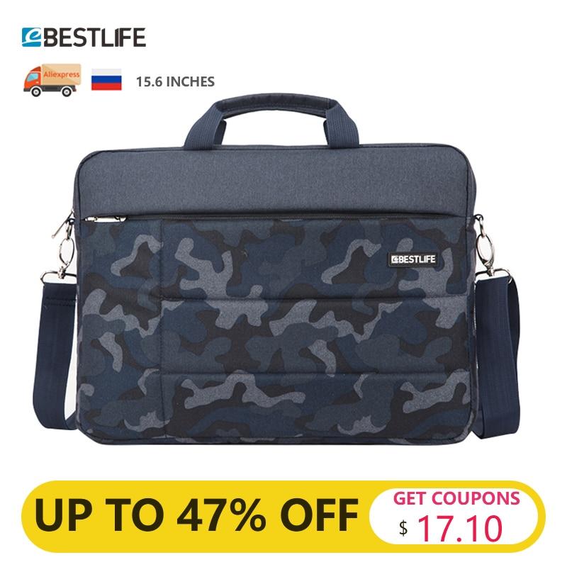 BESTLIFE Férfi aktatáska Maleta alkalmi camouflage laptop üzleti - Aktatáskák