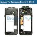 Средняя рамка для Samsung Galaxy Xcover 4 G390 средняя рамка с кнопками объектива камеры для Samsung G930F средняя замена корпуса