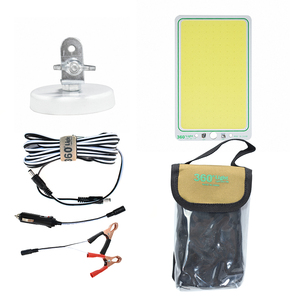 Image 3 - נטענת פנס נייד 12V LED מבול אור 100W 120W 150W עם מגנט motion חיישן חיצוני מבול אור חיפוש מנורה