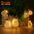 2M 20LED String Lights Battery aa Wedding Christmas lights Fairy Pendant Garland Decor Bedroom Holiday Decoration