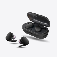 Waterproof Touch True Sport Wireless Earbuds Mini Bluetooth Earphone Earpiece TWS Audifonos Ear Phones w/ Charging Box Organizer