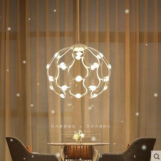 Nordic caldo ristorante lampadari moderno semplicità lampada per ...