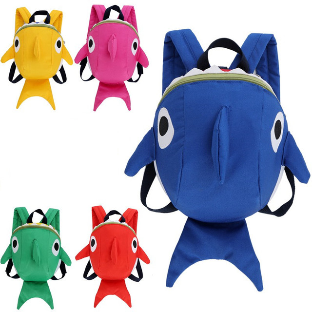 Child Backpack With Baby Harness Lanyard For Baby Anti Lost Bag With