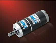 60W 24V DC brushless gear motor with Circular gear reducer DC planetary gear motor Micro DC motor