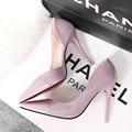 Red bottom high heels women pumps women shoes fashion women pumps 2016