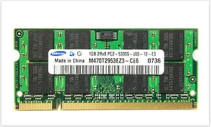 Image 2 - Samsung NB 1GB 2GB 4GB PC2 DDR2 667Mhz 800 Mhz 5300s 6400s Laptop Notebook speicher RAM 1g 2g 4g SO DIMM 667 800 Mhz