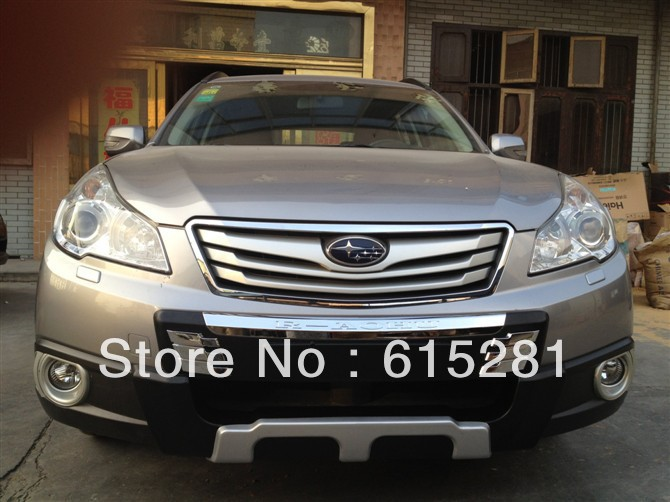 Outback Front Bumper : Subaru outback front rear bumper protector body kits