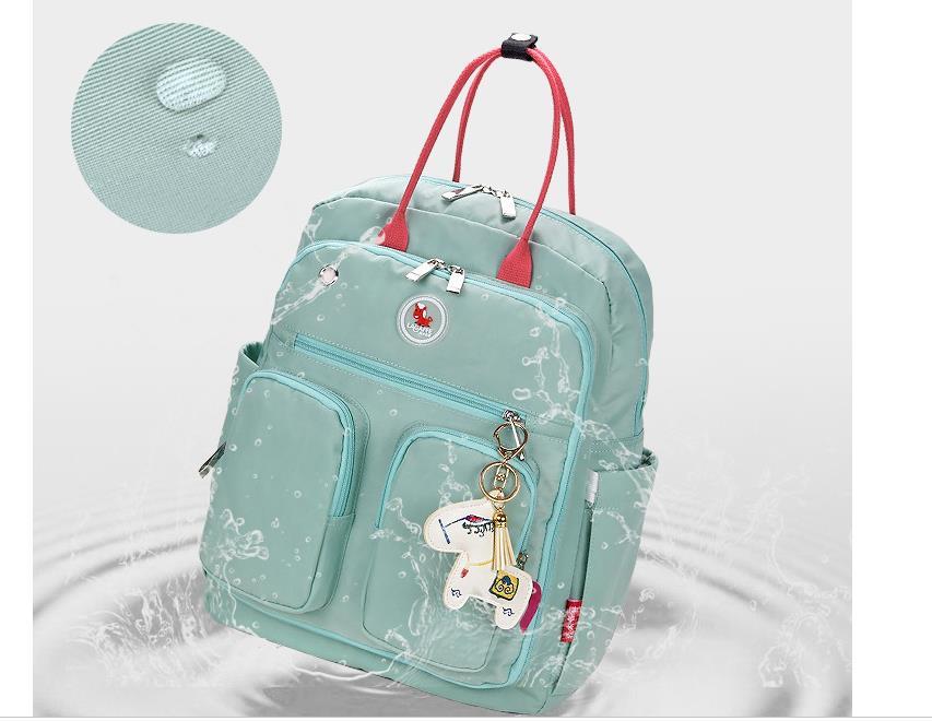 Maternity Mother Baby Care bag Nursing For Baby Care nursing mother Fashion Travel Backpack Mother Kid Stroller Handbag Diaper