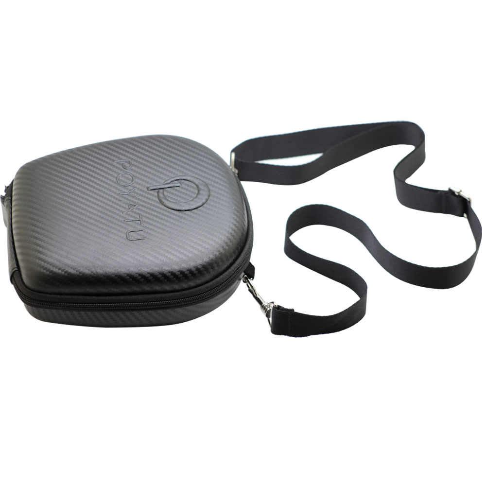 97acc4a0e0e ... POYATU Headphone Case For Samsung Level U Pro Bluetooth Wireless In-ear  Headphones Carry Case ...