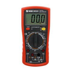 SM9205 AC DC LCD Display Handh