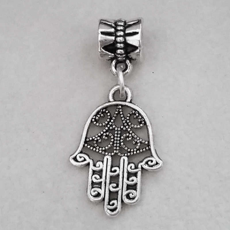 40af3c67b4bbc Detail Feedback Questions about 2016 New Alloy Silver Plated Hamsa ...