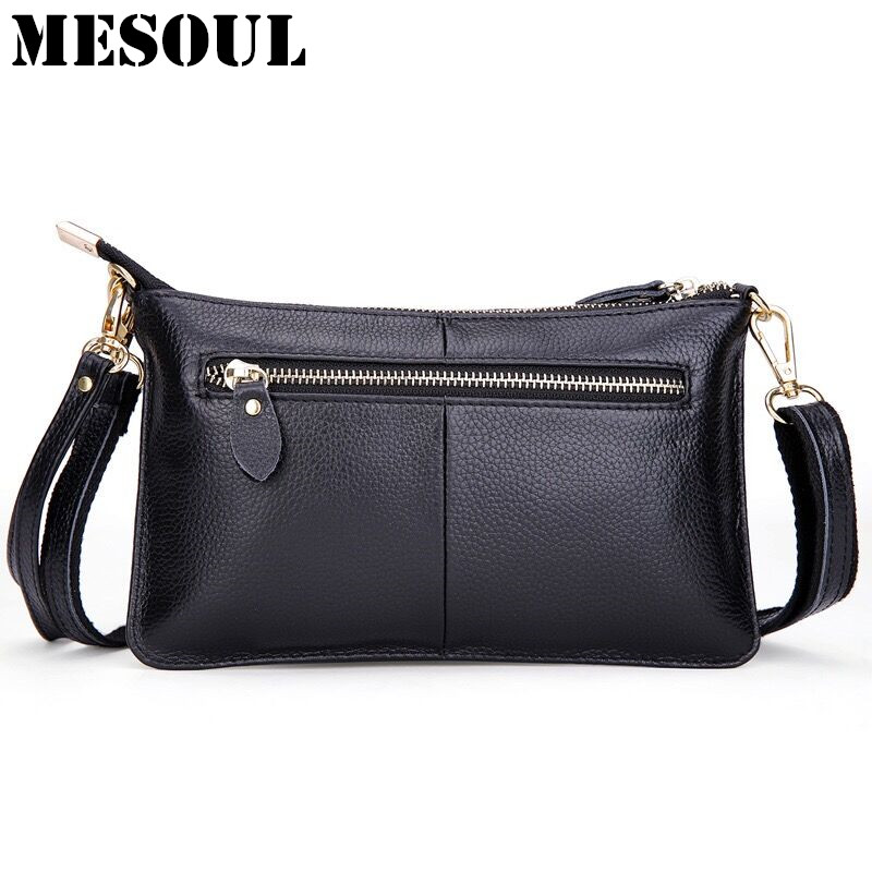 Women Clutch Bag Genuine Leather Evening Bags Candy Color Summer Crossbody Messenger Bag Female Shoulder Bags Envelope Handbags a1330 summer solid small flap bag ladies leather handbags women messenger bags female shoulder crossbody bag candy color sweet