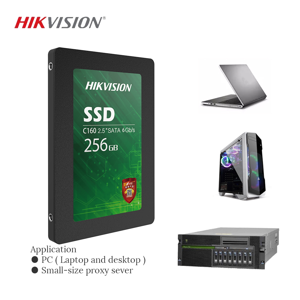 HIKVISION SSD 128G 256G 512G 1TB SATA3 2.5 inch TLC 3D NAND super speed internal solid-state Hard Disk for Desktop and Laptop 1