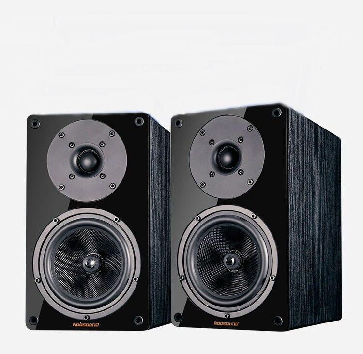 NobsSound Ns-1900 Hifi Fever Speaker Stereo computer Bookshelf speaker Amp wooden speaker full loudspeaker