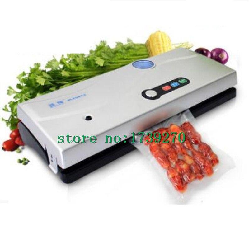 2018 Vide Alimentaire Scellant vide d'étanchéité machine Machine D'emballage pour l'usage commercial et domestique