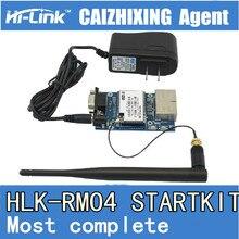"""משלוח חינם סידורי wifi Ethernet wifi מודול RS232/RS485 מודול HLK RM04 startkit. רוצה טוב באיכות. אנא לבחור בארה""""ב"""