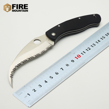 BMT C12GS VG-10 Blade Full Gear G10 Handle Folding Knife Outdoor Tool Survival Tactical Camping Knives
