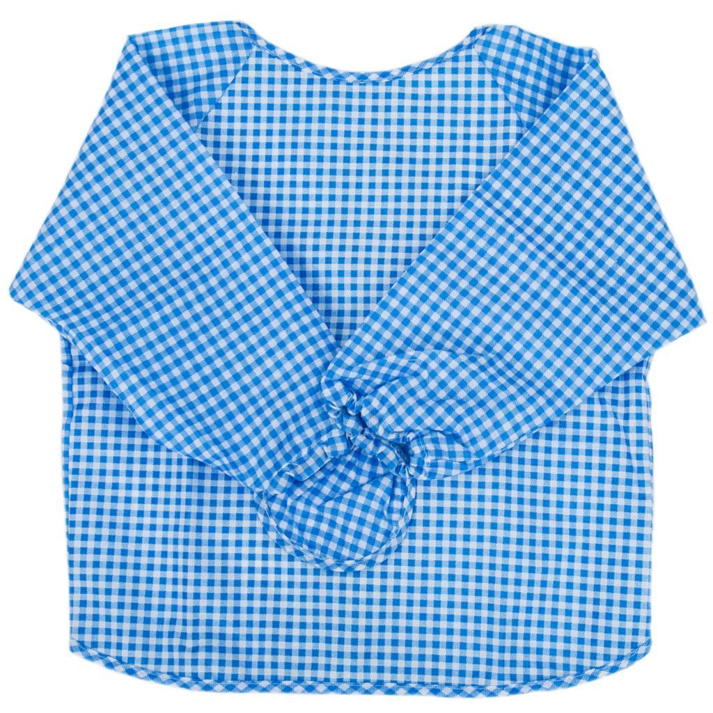 0-4 years Waterproof Baby Girl Boy Long Sleeve Cartoon Bibs Toddler Infant Burp Cloth Feeding Child drawing and painting Apron ...