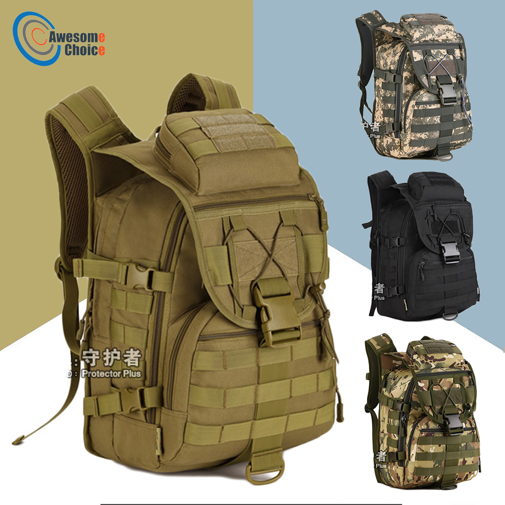 40L 3D Outdoor Tactical Backpack climbing mountaineering Molle Camping Hiking Trekking Rucksack Travel Military outdoor Bag40L 3D Outdoor Tactical Backpack climbing mountaineering Molle Camping Hiking Trekking Rucksack Travel Military outdoor Bag