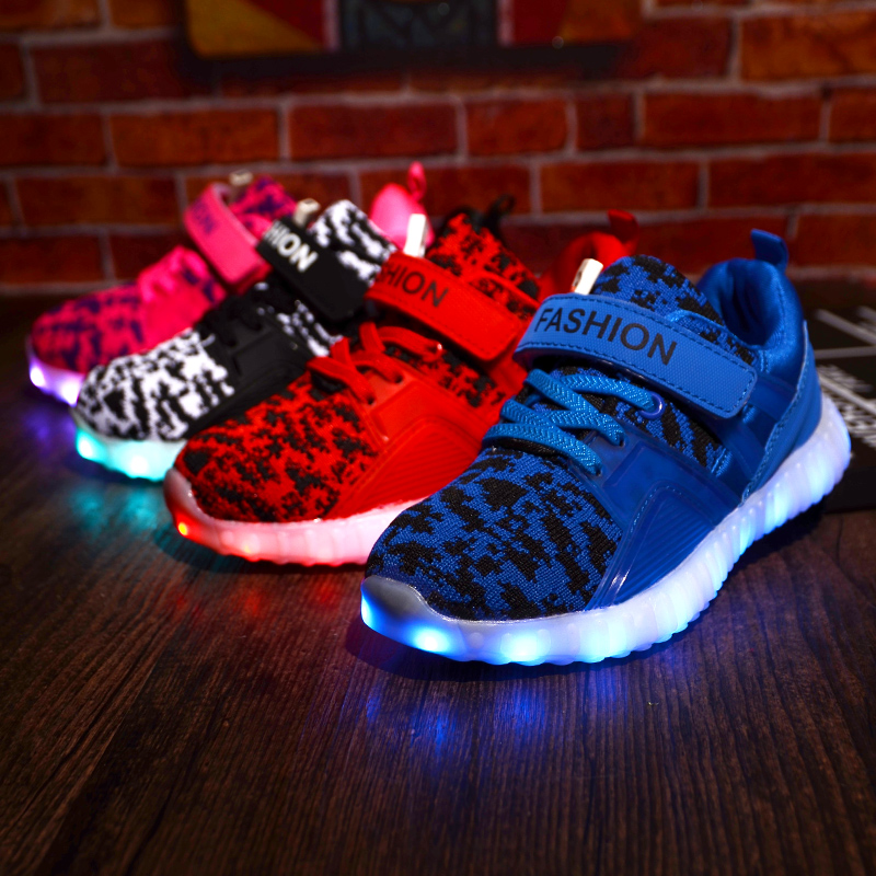 LED-Kids-Shoes-Fashion-Children-Shoes-Boys-Girls-Glowing-Shoes-Sneakers-Lighted-USB-Charging-Casual-Shoes-Running-Sports-26-37-4