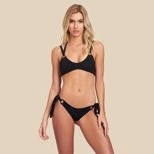 Bandage Bikini Sets Womens Swimsuit Female Swimwear micro Bikinis Sexy Bathing Suits Biquini Beach Dress bikinis 2019 mujer