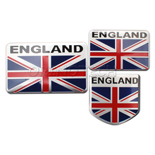 The Union Jack Badge Emblem Sticker For Citroen Peugeot Infiniti Renault Ford Chevrolet Volkswagen MINI COOPER Audi Opel Volvo