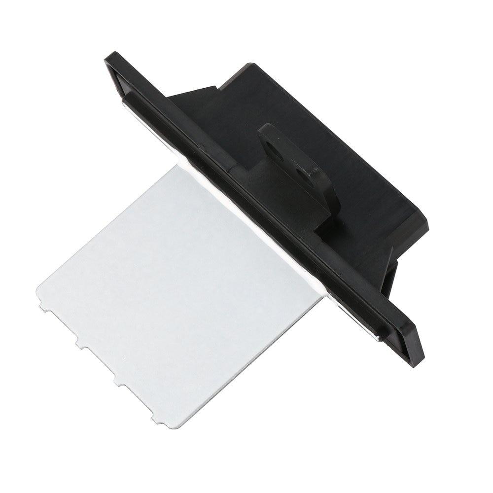 Color:Black Blower Fan Motor Heater Resistor 2715072b01 4 Pin for Nissan MICRA K11 Motor Accessories