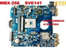 Оригинальный Для SONY MBX-268 материнской SVE141 материнской DA0HK6MB6G0 A1893196A испытанное хорошее Бесплатная доставка разъемы