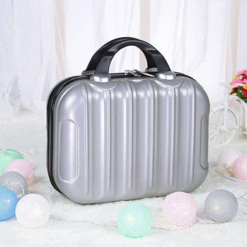 bonito mini caixa mala mala de viagem