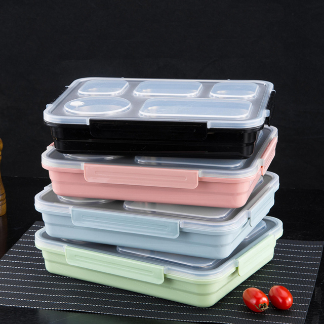 Eco-Friendly Thermal Lunch Box