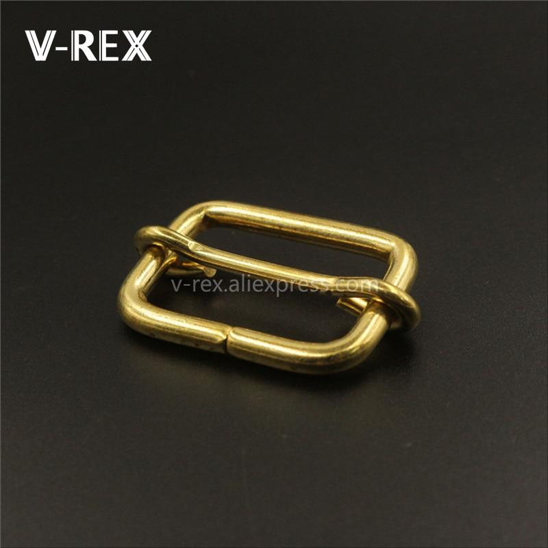 belt buckle roller hardware pin buckle 1 inch 25 mm anti brass 8 pcs E8