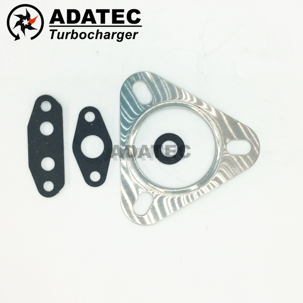 Turbocharger Flange Gaskets VT16 VAD20022 Turbo 1515A170 Turbine Exhaust Kit For Mitsubishi Triton 2.5L D 4D56  2010-