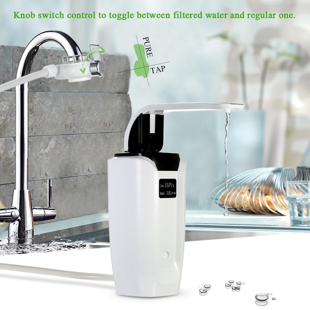 Osmosis Water Filter High-end Water Purifier Faucet Water Filter Water Filtration Faucet Mount Filter