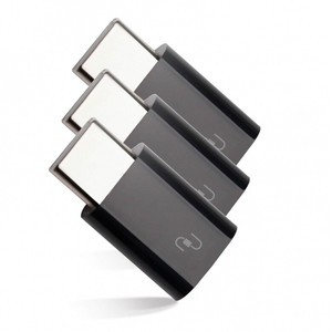 Image 2 - Оригинальный адаптер зарядного устройства Xiaomi Mi портативный адаптер Micro USB Type c для Xiaomi Mi4C/Mi5/Mi6 /Mi конвертер