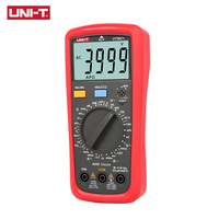 UNI T UT39C+ Digital Multimeter Auto Range Tester Upgraded from UT39A/UT39C AC DC V/A Ohm /Temp /Frequency/HFE/NCV test