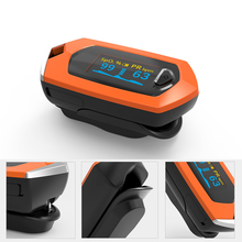 Medical Finger Pulse Oximeter Rechargeable Blood Oxygen Heart Rate Monitor Spo2 Sports Pulsioximetro Oximetro De Dedo USB Type-C цены онлайн