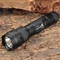 UltraFire 502B CREE XM-LT6 3 режима светодиодный фонарик портативный фонарь для охоты кемпинга 18650 фонарик luz Flash + Подарок USB Ni
