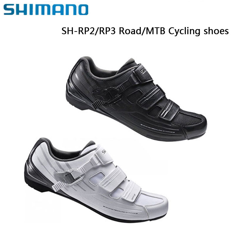 Shimano MTB Road SH RP2 RP3 SPD SL Dynalast bicycles for men and women black and