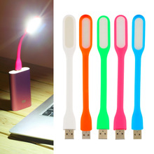 hot new 2017 notebook Flexible Portable usb led lamp light gadgets cool desk lamp  night camping electronic