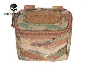 Image 4 - Emersongear bolsa para guantes ocultos, Multicam, MOLLE, campo de batalla, médico, EM9336