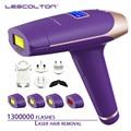 Lescolton 1300000 раз 5в1 IPL эпилятор перманентное удаление волос с ЖК-дисплеем лазерная машина для Boay бикини лицо область подмышек