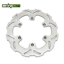 BIKINGBOY Front & Rear Brake Disc Rotor Disk For YAMAHA XTZ 750 Super Tenere 1989 1990 1991 1992 1993 1994 1995 1996 97 98 99 00