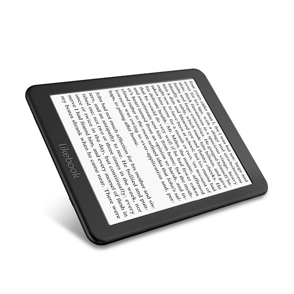 Likebook Mars eBook Reader 7.8 inch BOYUE T80D e-ink eReader 8 Core Android 8.1 2g/16g Card slot 64G extend Front Light e-Book 3