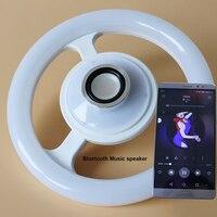 LED Bulb Light Bluetooth E27 24W Bluetooth 4 0 Smart LED Bulb Timer Color By