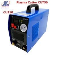 New Plasma Cutting Machine CUT50 220V voltage 50A Plasma Cutter welder companion